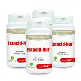 Pack 4 Estacid-Nut