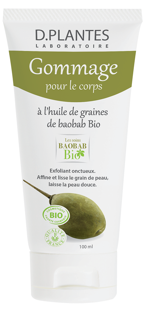 Gommage Corps Baobab Bio