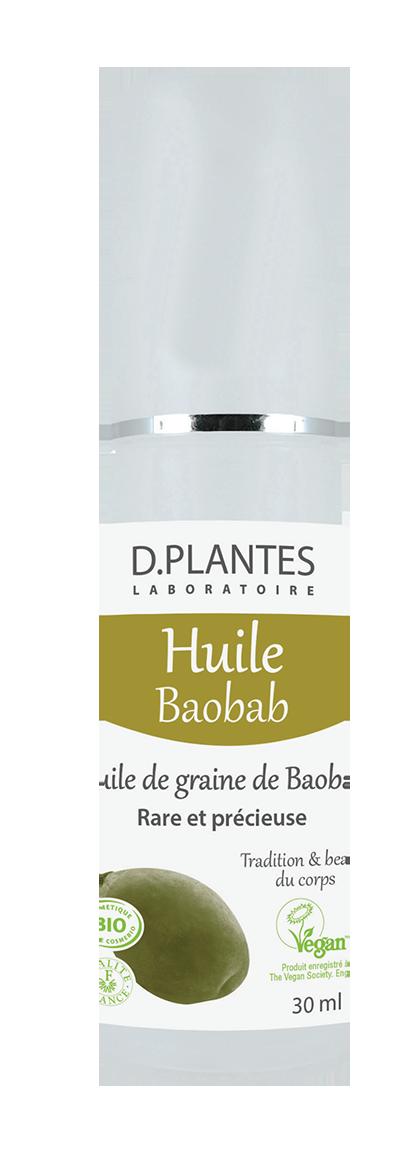 Huile de graines de baobab