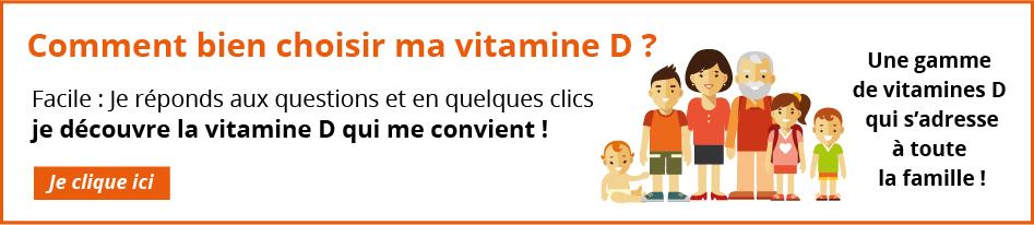 Quelle vitamine est faites pour vous ?
