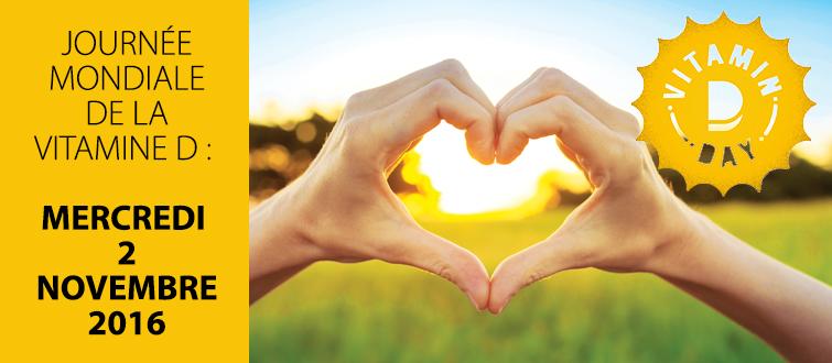 Journée mondiale de la vitamine D