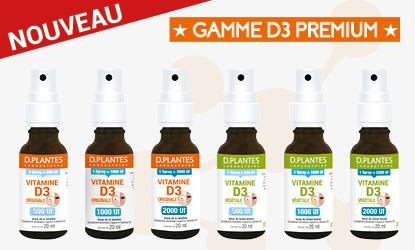 gamme vitamine d3