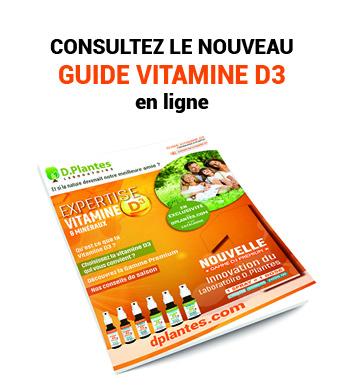 Guide Vitamine D - Laboratoire D.Plantes