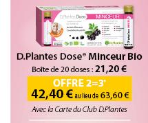 D.Plantes Dose Minceur