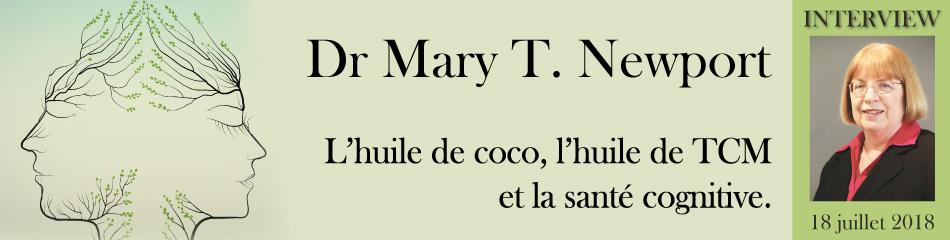 Entretien avec le Dr Mary T. Newport