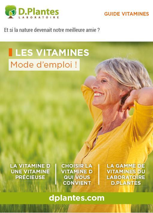 Découvrez le guide Vitamines 2019