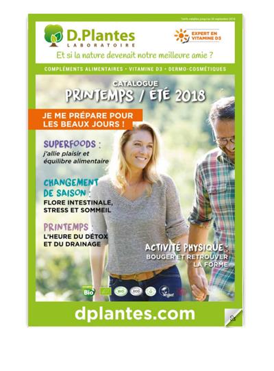 Découvrez le catalogue Printemps-Été 2018