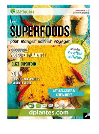 Découvrez le guide superfoods