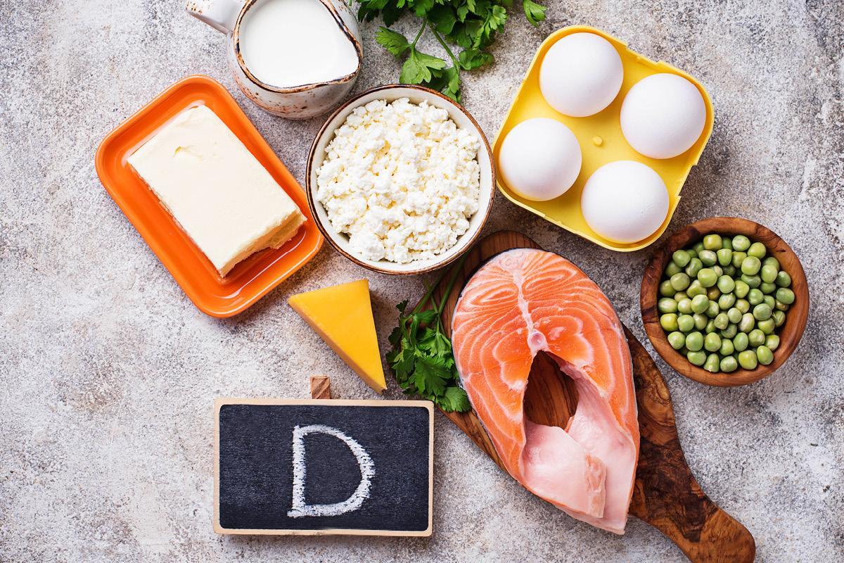 Les 5 bonnes raisons de prendre de la vitamine D3