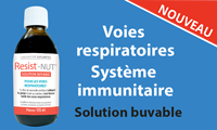 Resist-Nut Solution à boire, Laboratoire D.Plantes