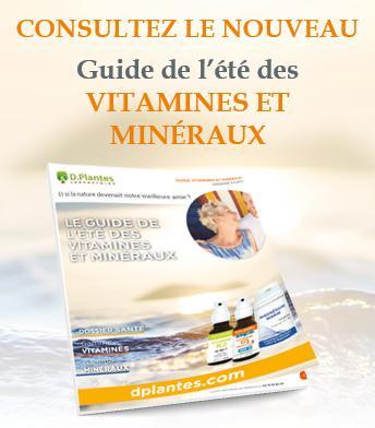 Guide vitamines et minéraux