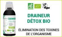 Draineur Detox, Laboratoire D.Plantes